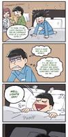 Choromatsu's fortune by emlan