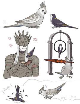 Bird Princes