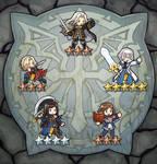 Castlevania Heroes