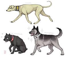 yowapeda mob dogs
