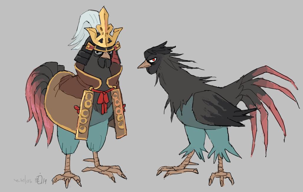 Rooster Genichiro