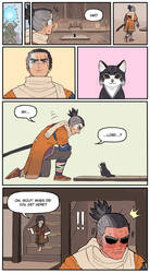 Kuro is a name for cats by emlan