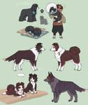 Kimetsu No Yaiba dogs 2