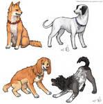 Bleach Doggies 5