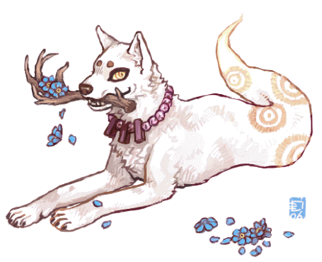 Most Inspiring Pastel Anime Adorable Dog - ghost_dogs_are_cute_dogs_by_emlan  Pictures_845391  .png