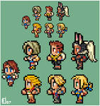 Final Fantasy mixup