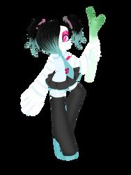 Hatsune Metta by AlicornOverlord