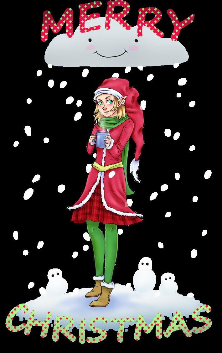 Merry Christmas! by cwonadoonoo
