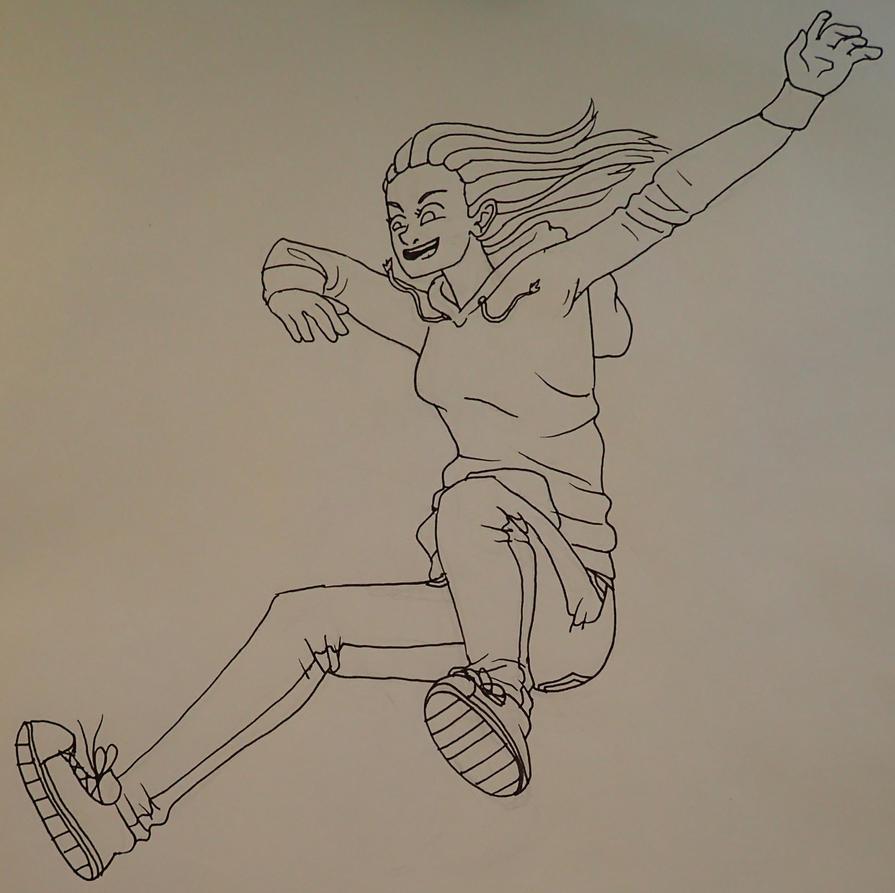 Jump! by cwonadoonoo
