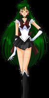 Sailor Pluto (Vector)
