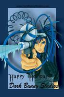 Holiday card 08 by Bunnyko
