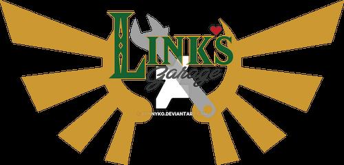 Links Garage Logo