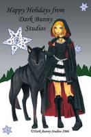 Holiday card 06 by Bunnyko