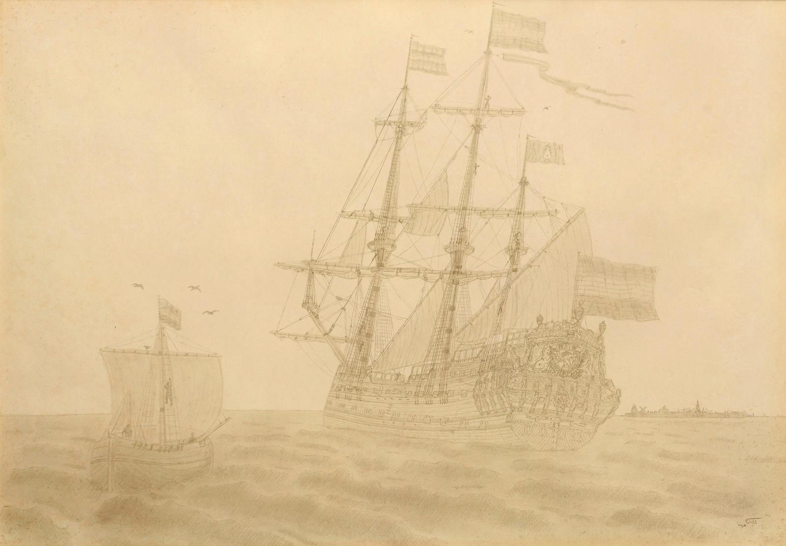 's Lands schip Zeven Provincien