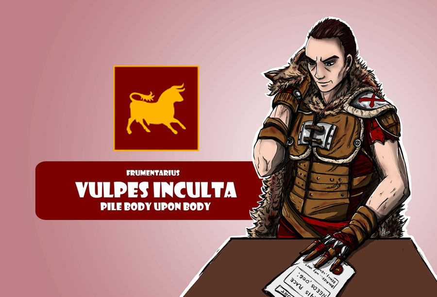 Fallout NV: Vulpes Inculta by MikoKristy