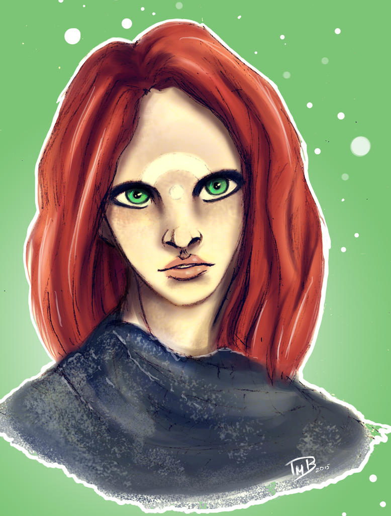 Defiance Irisa by MikoKristy