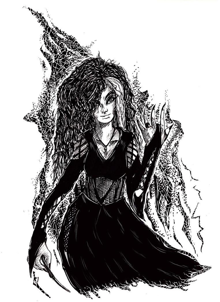 Bellatrix - HP by MikoKristy