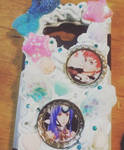 Xenosaga Decoden Phone Case by KikiSuBunny