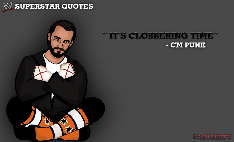 Superstar quotes cm punk by bradleysgfx on deviantart superstar quotes cm punk by bradleysgfx voltagebd Image collections