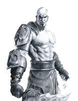 .:Kratos:. by Yalshid