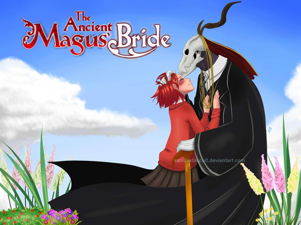 Magus' Bride by Darkside-Cookie on DeviantArt