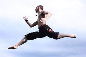 Jump 18 by DaeStock