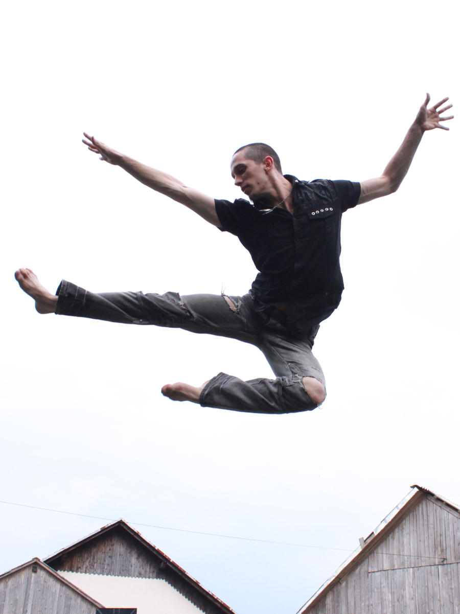 Jump 23 by DaeStock