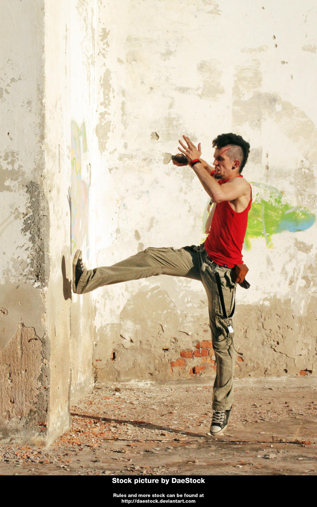 Vaas Cosplay 4 by DaeStock