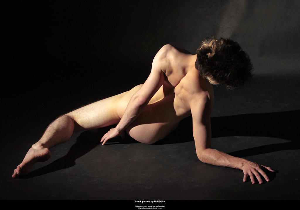 Old Nude Stock 2 by DaeStock
