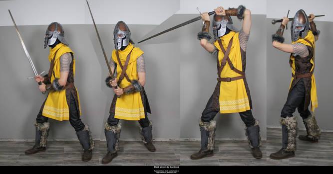 Skyrim Guard 1