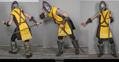 Skyrim Guard 3 by DaeStock