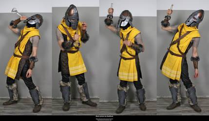Skyrim Guard 4 by DaeStock