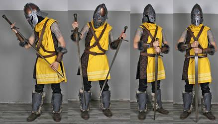 Skyrim Guard 8 by DaeStock