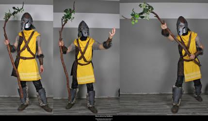 Skyrim Guard 9 by DaeStock