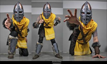 Skyrim Guard 12 by DaeStock