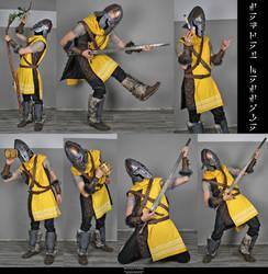 Skyrim Guard Sillies by DaeStock