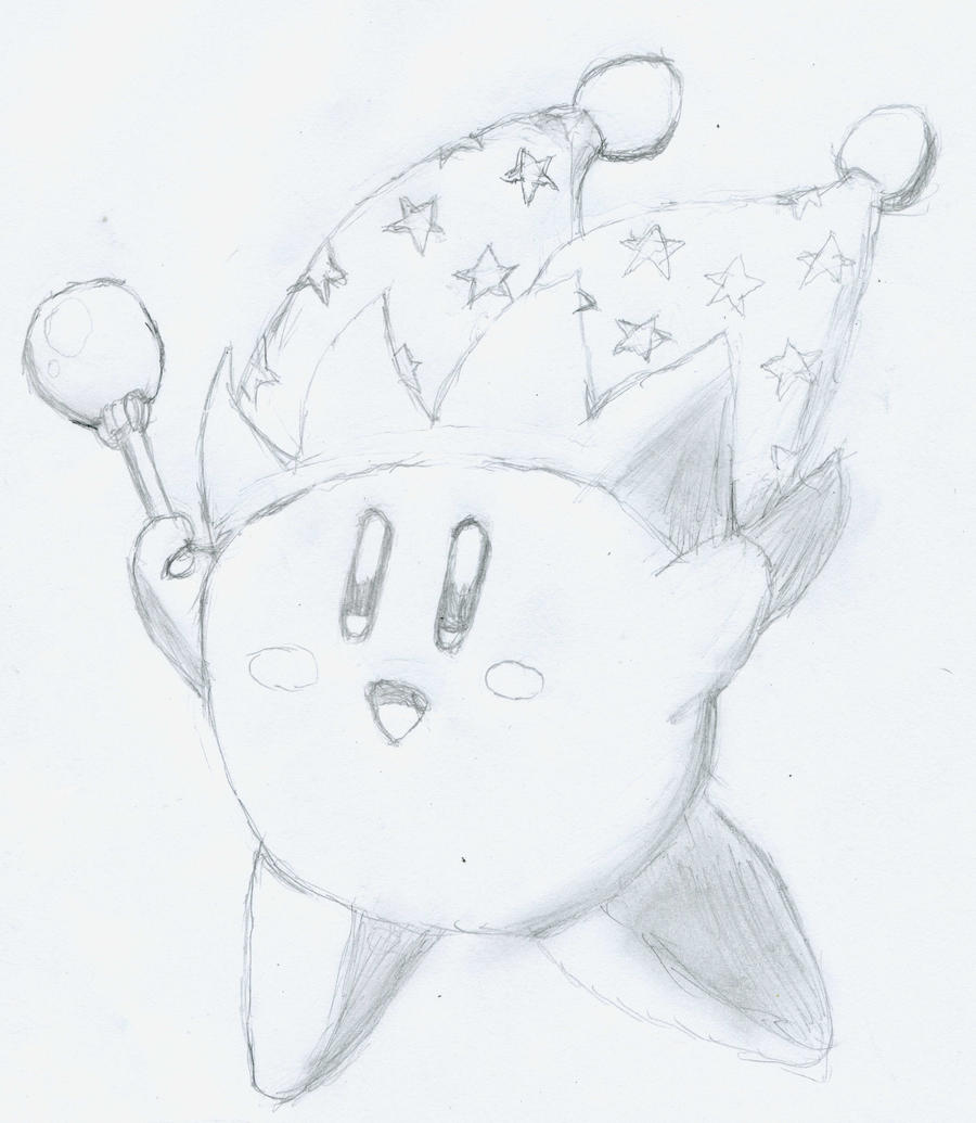 Mirror Kirby by DrChrisman