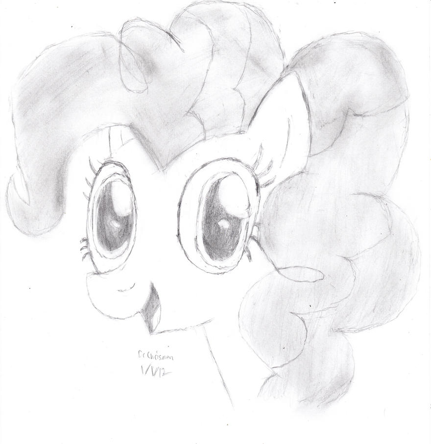 Pinkie Pie by DrChrisman