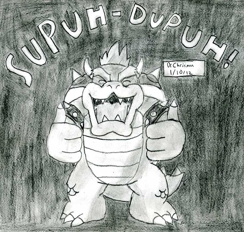 Supuh-Dupuh by DrChrisman