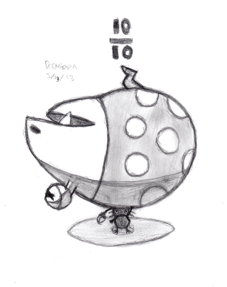 pikmin bulborb coloring pages - photo#25