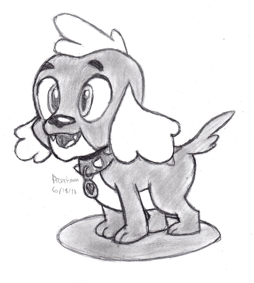 Dog Spike by DrChrisman