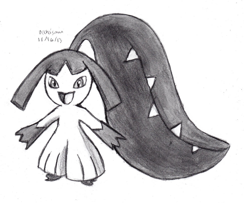 Mawile by DrChrisman