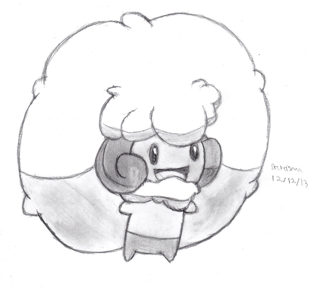 Whimsicott by DrChrisman