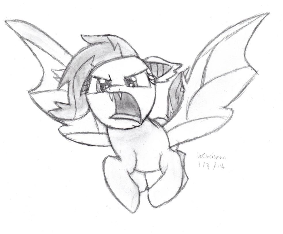 Flutterbat by DrChrisman