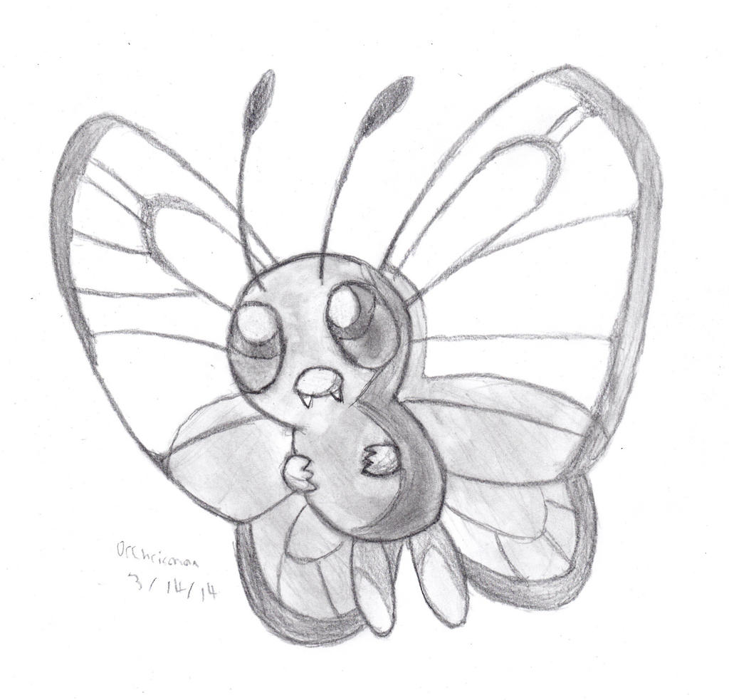 Butterfree by DrChrisman