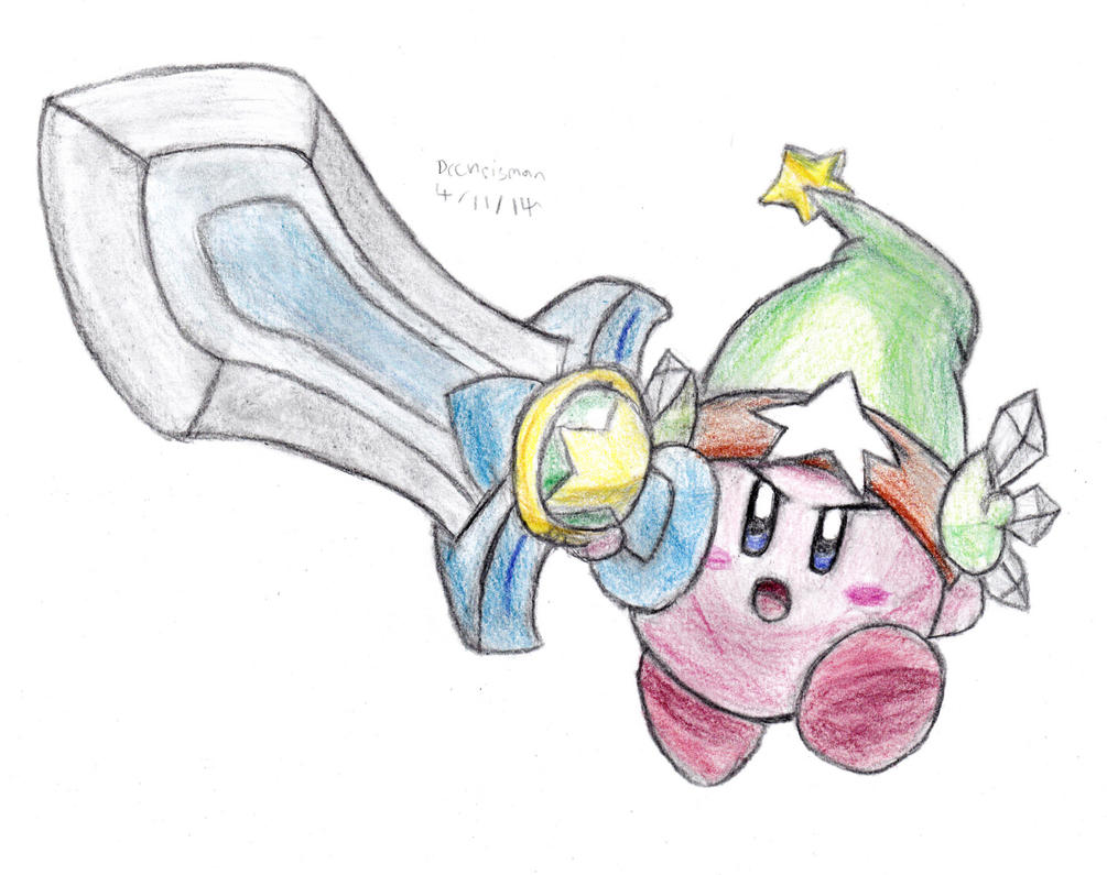 ultra sword kirby - photo #21