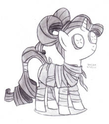 Seaweed Wrap Rarity  by DrChrisman