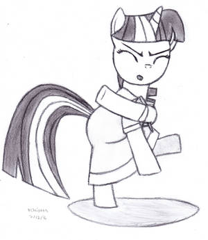 Twilight Busting a Move