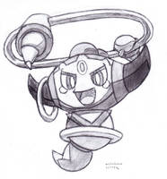 Hoopa Confined by DrChrisman