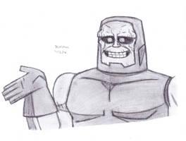 Darkseid by DrChrisman